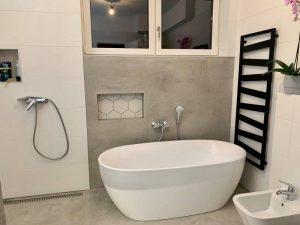 Fürdőszoba Dekorbeton